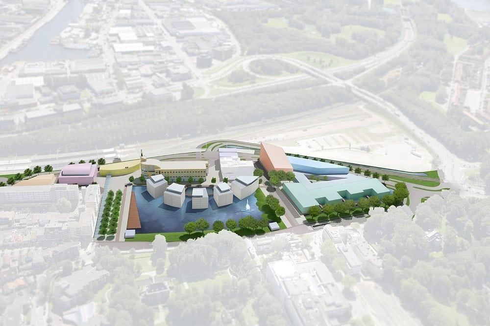 Drie besluiten ontwikkeling stationsgebied beverwijk kennemer business - Ontwikkeling m ...