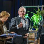 Nova College afscheid Hans Snijders